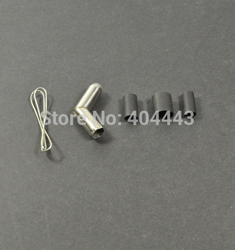 цены  Rcexl Spark Plug Caps and Boots for 1/4-32 KIT 120 Degree