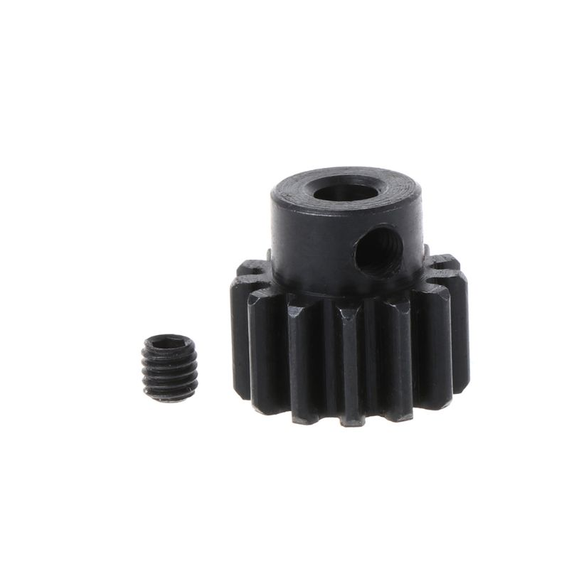 1PC 32P 13T 15T 17T Motor Gear 0.8M 3.17mm 5mm Hole Metal Pinion Gears For  TRX-4 T4 SLASH 4X4 RC Cars Spare Parts