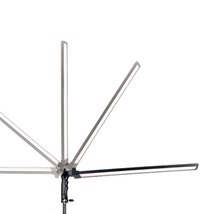 Image 5 - GSKAIWEN H 600 LED ビデオライトハンドヘルドランプ LED 写真スタジオ照明 5600 18K 調整可能な輝度 (含めない三脚)