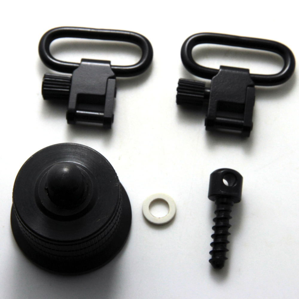 Gun Sling Mounting Kit 12 Gauge Shotgun Magazine Cap Swivel FITS for Browning BPS / A5