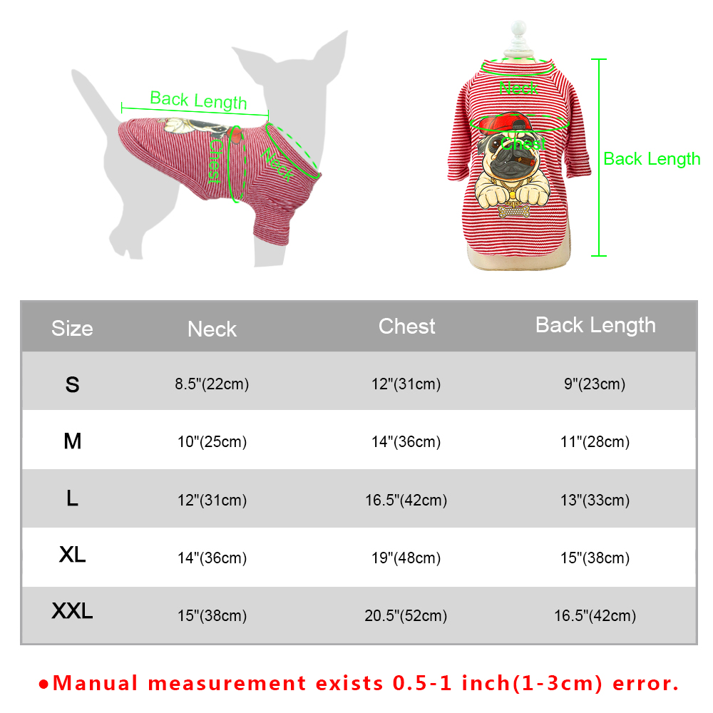 Fashion Cat Clothes Pet Dog Clothes For Small Dogs Cats Soft Cotton Summer Kitten Puppy Clothing