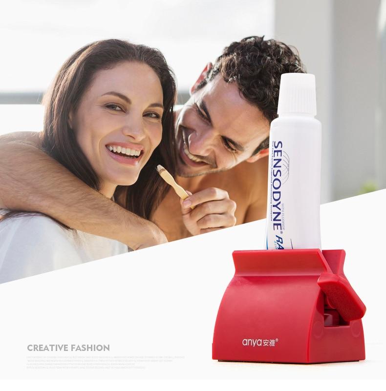 Σταθερή βάση rolling για εξαγωγή οδοντόκρεμας. Msow