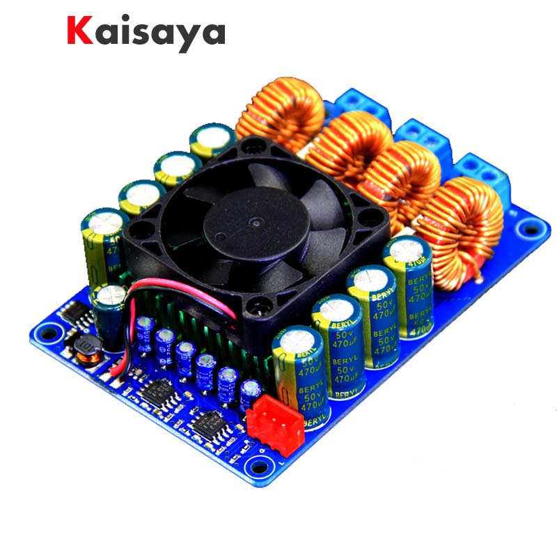 new good quality TAS5630 2X300w stereo dual channel High Power Class D  digital hifi AMP amplifier board A1-002