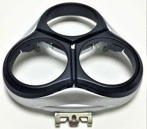 Image 4 - גילוח ראש מחזיק עבור פיליפס Norelco SmartTouch XL HQ9161 HQ 9161XL 9161 8160XLCC HQ9170 HQ 9170XL 9170 8160XLCC מכונת גילוח מסגרת כיסוי חדש
