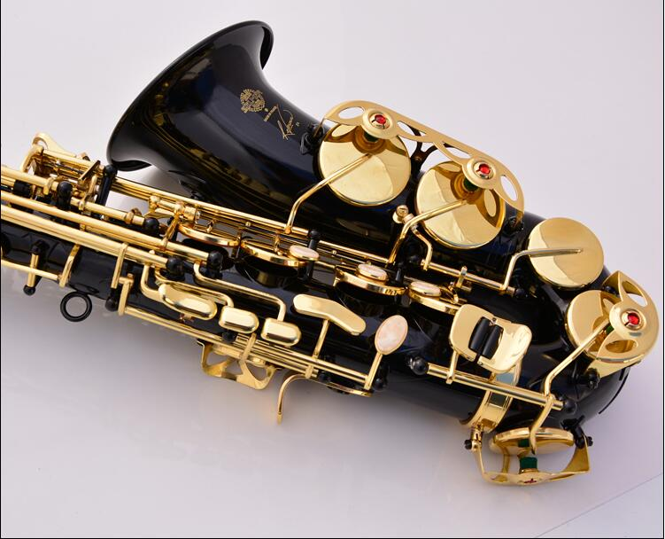France 54 Selmer Alto Saxophone E flat alto saxophone musical instrument sales performance UPS / DHL Free dhl ups free professional saxophone e flat sax alto france henri selmer alto saxophone 802 saxfone top musical instruments