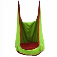 Kids Pod Swing Children's Bag Swings Chair Sleeping Bag Hammock SeatIndoor Outdoor Playground Inflatable Cushion Chair