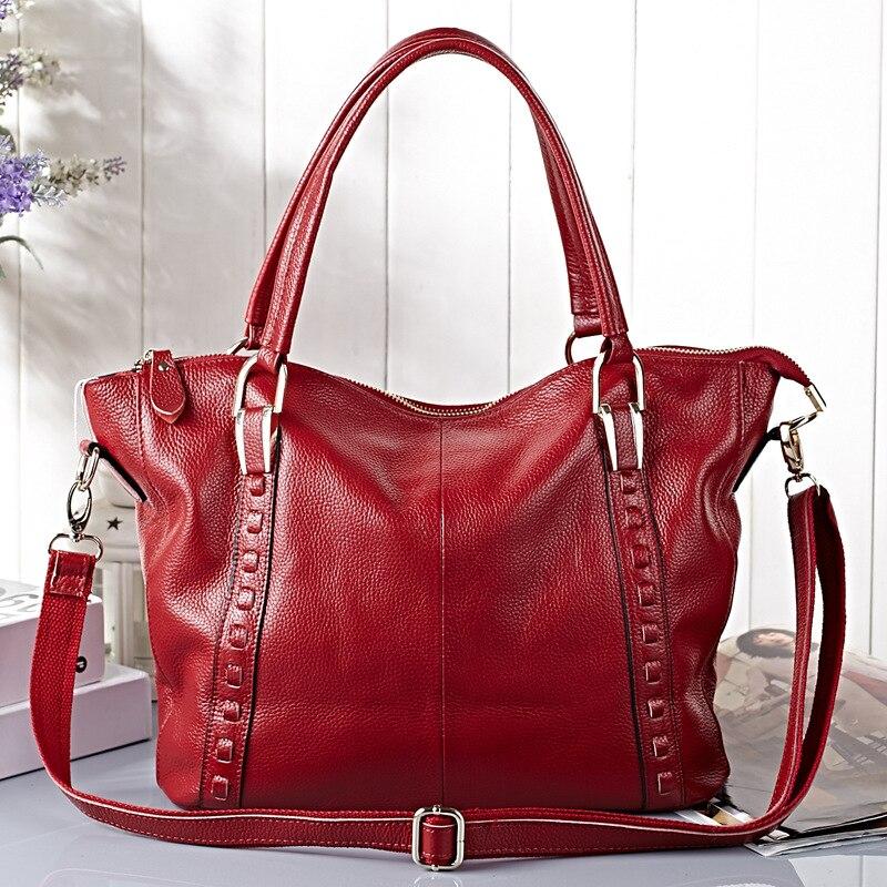 Donne di stile di modo del sacchetto totes borse di alta qualità belle donne Moda casual di alta qualità