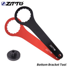 ZTTO Bottom Bracket Tool 44mm 16 notch Installatie Tool Remover BB Wrench Reparatie voor BSA ZTTO BB109 BB30 PF30 BB51 BB52 1 PC(China)