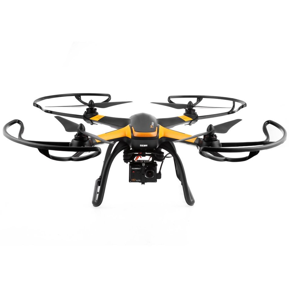 2018 Haute Qualité Hubsan H109S X4 PRO 5.8g FPV 1080 p HD Caméra GPS 7CH RC Quadcopter avec Axe brushless Cardan RC Drone Dron