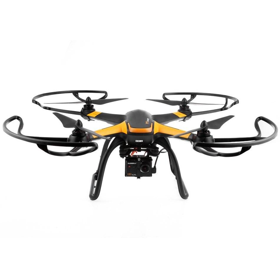 2018 di Alta Qualità Hubsan H109S X4 PRO 5.8g FPV 1080 p HD della Macchina Fotografica di GPS 7CH RC Quadcopter con Asse brushless Giunto Cardanico RC Drone Dron