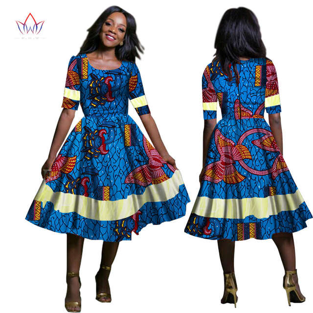 faa19304cb088 robe wax africain 2019 Women Fashion Dress 6XL african clothing traditional  for women o-neck african bazin rich dresses WY1279