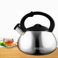 Новое поступление высокое качество чайник из нержавеющей стали GS-04015A автоматический свисток чайник индукционная плита газовая универсаль...