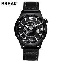 hot deal buy break men top luxury brand unique fashion casual calendar japan quartz sports wristwatches creative gift dress watches for men