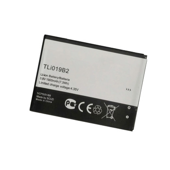 10 unids/lote Original TLi019B2 batería para Alcatel One Touch Pop C7 OT-7041 7041D Dual CAB1900003C2 1900mAh baterías de teléfonos móviles