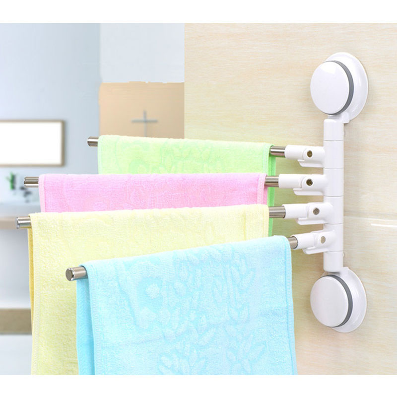 bathroom towel rack new brief abs and stainless steel movable fourlayer bathroom towel holder - Bathroom Towel Holder