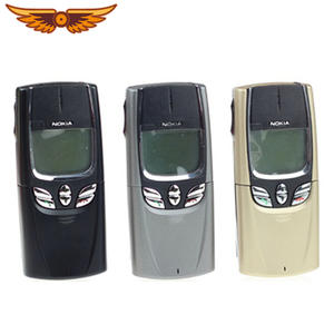 Oldest phone Unlocked Nokia 8850 Russian language Cell Phone