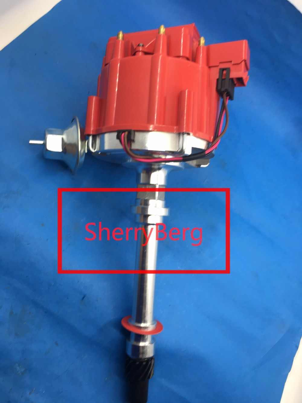 hight resolution of for ford bbf fe v8 50k one wire hei distributor 352 360 390 406 427 428