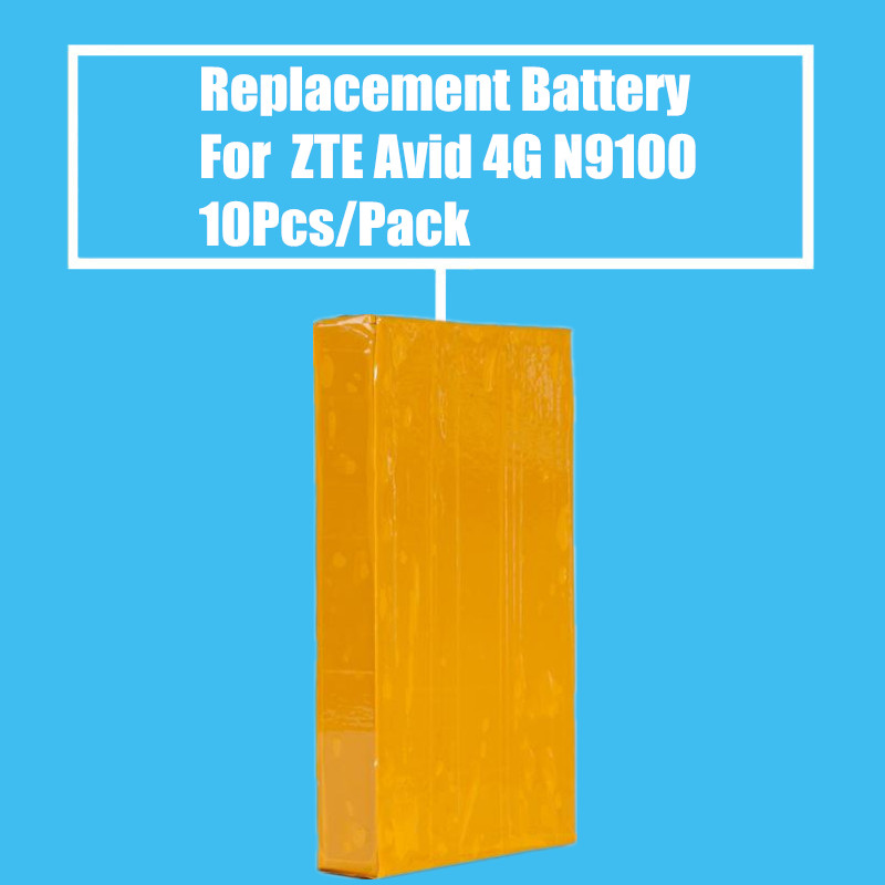 New Arrival 10Pcs/Pack Replacement <font><b>Battery</b></font> 1785/1870mah for ZTE Force <font><b>N9100</b></font> Avid4G N9120 Concord2 Z730 Z740 Z740G Z995 Phones