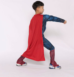 Image 5 - Purim Deluxe Muscle Superman Kostüm Weihnachten Kinder Kind Kostüme Halloween Party Karneval Cosplay Kostüme