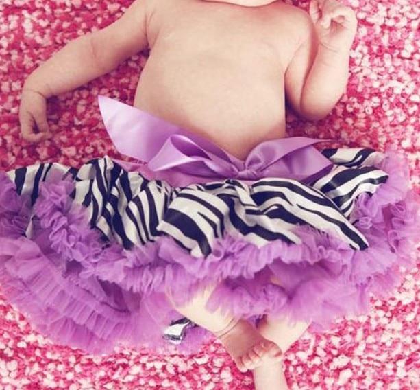Детская юбка-пачка для малышей, балетная юбка, пачка юбка с черно-белыми полосами Детская летняя юбка-пачка и v-образным воротником и юбкой для маленьких девочек - Цвет: Фиолетовый