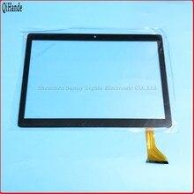 Novo 9.6 polegada Painel da Tela de Toque Digiziter P/N MJK-0587-FPC MJK-0419-FPC MK096-419 Para Tablet Substituição do Sensor de Toque