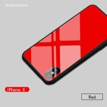 JINXINGCHENG 6000 мАч батарея для Iphone X зарядное устройство чехол для Iphone XS 5000 мАч XS Max задняя крышка зарядки чехол Аксессуары