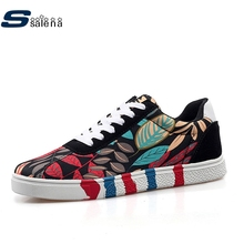 Brand Canvas Shoes Women High Quality Lace Up Vulcanize Shoes Women Outdoor Walking Shoes AA40329