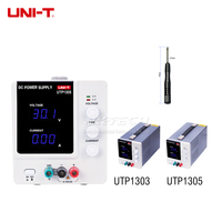UNI T UTP1305 UTP1303 Digital DC Power Supply High Precision Constant Voltage Current 32V 5A 3A Phone PAD Repair Meter Free DHL