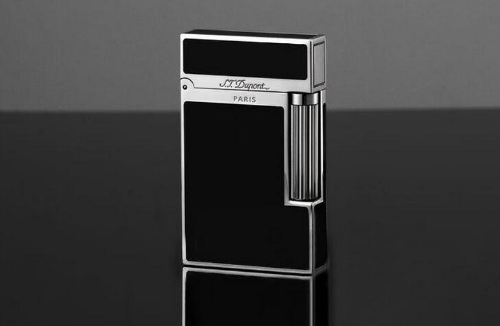 Silver lighter free shipping Lighter HOT NEW S.T Memorial lighter Bright Sound