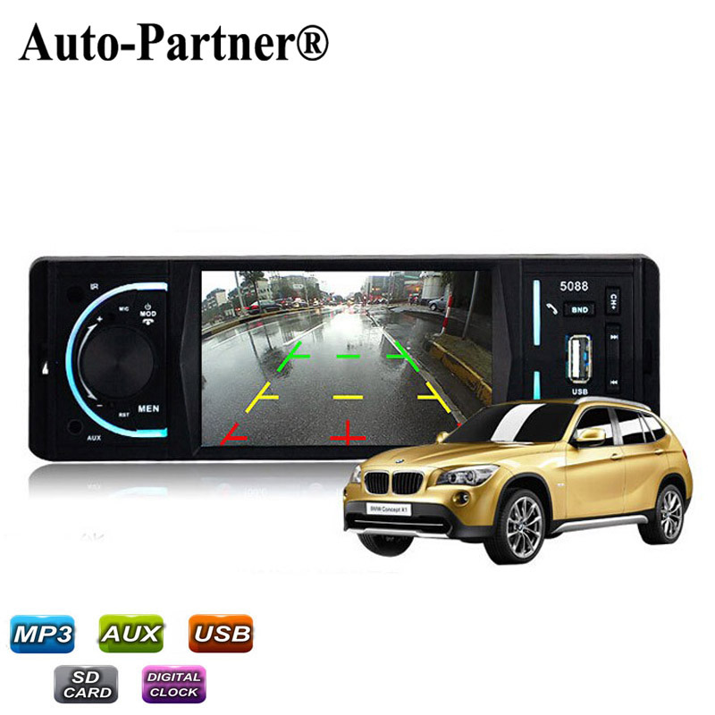 все цены на Car Vedio Radio Car MP5 Player 12V 4 inch HDTFT screen Bluetooth/Rear view Camera/Stereo FM Radio/MP3/MP4/Audio/Video/USB/SD/TFT в интернете
