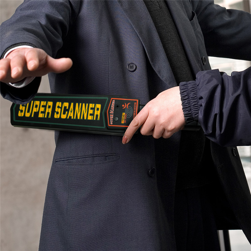Sensitive Handheld Metal Detectors Factory securitys