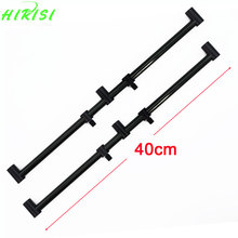 Carp Fishing Tackle Rod Pod Buzz Bars for 3 Fishing Rods Bank Sticks Holder 40cm