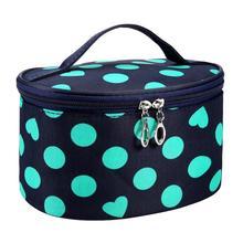 New Fashion Square Case grain Of Pure Color Travel Cosmetic Bag Women Makeup Bag Storage Organizer Box Beauty Case Travel Pouch
