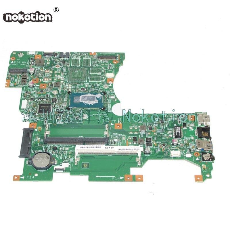 NOKOTION 448,00X01,0011 основная плата для lenovo Ideapad Flex 2 14 материнская плата для ноутбука SR1EF I5 4210U DDR3L работает