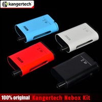 100 Original Kanger Nebox Starter Kit Kanger Nebox E Cigarette 60w Kangertech Nebox TC Box Mod
