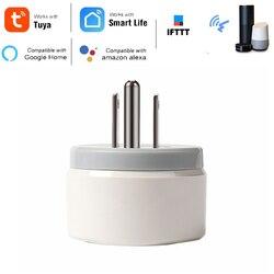 NEO Coolcam WiFi ONS Smart Plug afstandsbediening Apparaat Power ON/OFF via App Wifi Socket Workwith Amazon Alexa en Google IFTTT