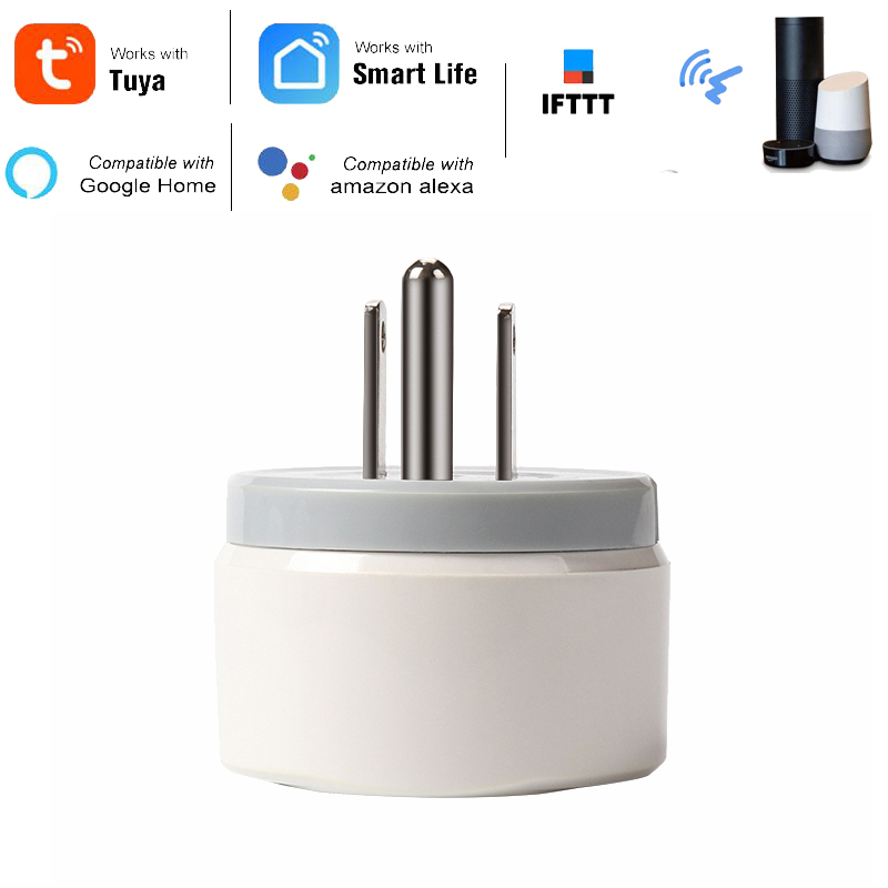 NEO Coolcam WiFi US Smart Plug Remote Control Appliance Power ON/OFF Via App Wifi Socket Workwith Amazon Alexa And Google IFTTT