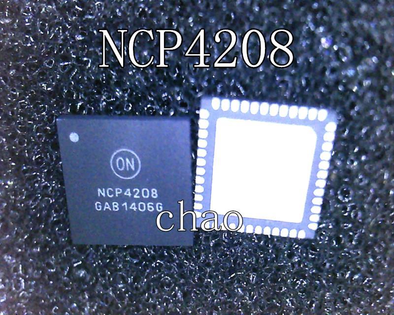 NCP4208  NCP4208MNR2G QFN