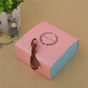 Image 5 - 30 шт., специально для U бумаги, коробка для шоколадных тортов, женская коробка для печенья, Детская коробка для рукоделия