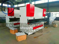 E21 NC WC67K 80T 3200mm Cnc Hydraulic Used Press Brake Sheet Metal Cutting And Bending Machine
