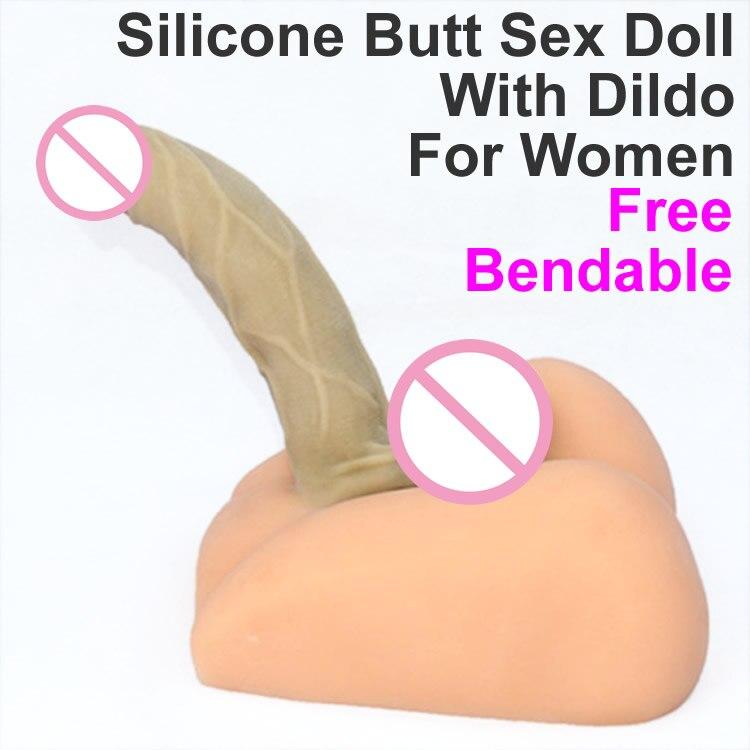 2 2kg Big Ass Silicone font b Sex b font font b Doll b font Dildo