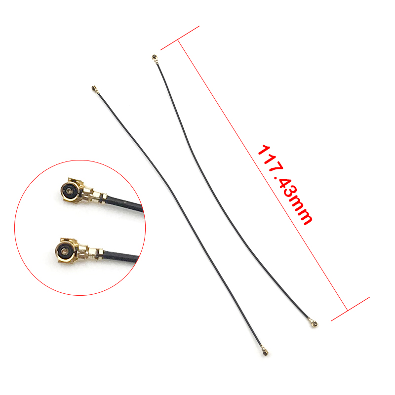 New Compatible For Xiaomi Mi 8 Mi8 Signal Antenna Coaxial Flex Cable Wire Connector Replacement Parts