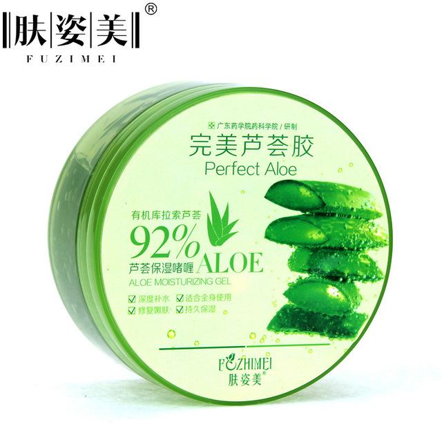 Cuidados de reparação perfeito Gel de Aloe Vera remover Acne tratamento Whitening hidratante Anti - inflamatório puro creme Natural