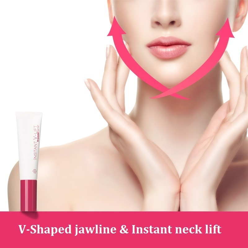 Australia Freezeframe V-Face Shape Neck Chin Lift Cream for Dropping Jawlines Sagging Reduce Fine Lines Wrinkles Neck Tighten Australia Freezeframe V-Face Shape Neck Chin Lift Cream for Dropping Jawlines Sagging Reduce Fine Lines Wrinkles Neck Tighten