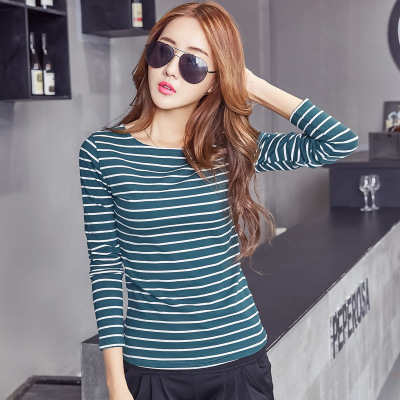 Cotton TShirt Women Autumn...
