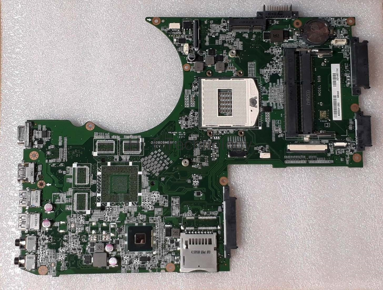 HOLYTIME For toshiba satellite P70 P75 laptop motherboard DA0BDBMB8F0 A000241250 HM86 DDR3 HD4600 PAG947HOLYTIME For toshiba satellite P70 P75 laptop motherboard DA0BDBMB8F0 A000241250 HM86 DDR3 HD4600 PAG947