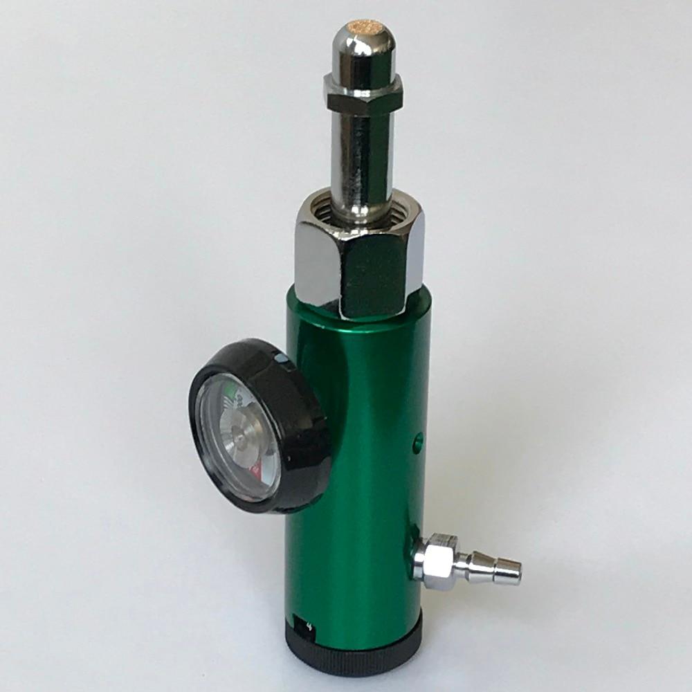 Régulateur de réservoir d'oxygène pédiatrique de haute qualité 0 4 LPM CGA540 Type MINI régulateur de débit pour cylindre O2 industriel-in Pièces de purificateur d'air from Appareils ménagers    2