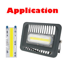 High power led chip 220V 30W 50W 70W 100W 150W LED Floodlight COB Chip Integrated Smart IC Driver Warm White cool white(China)