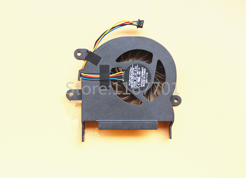 New Original Laptop/Notebook CPU Cooling Fan For <font><b>Acer</b></font> <font><b>TravelMate</b></font> <font><b>8372</b></font> 8372T 8372Z 8372ZG TM8372 TM8372ZG DFS491105MH0T-F92M image