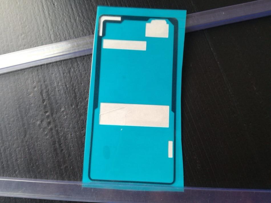 bilder für 50 TEILE/LOS Neue Wasserdichte Klebeband Aufkleber Für Sony Xperia Z3 Z3 Compact Mini M55w back gehäuse case batteriefach abdeckung